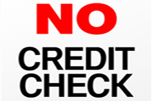 no-credit-cheks